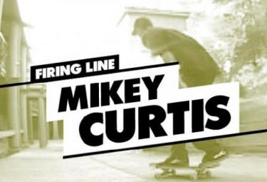 Firing Line: Mikey Curtis