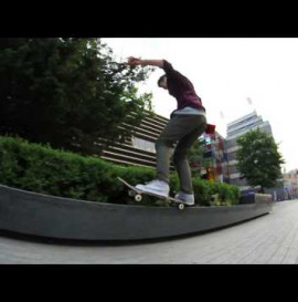 Fresh x Celebrities - MY CITY SK8 PROJECT commercial