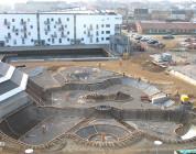 Gigantyczny skatepark w Danii !!!