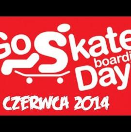 Go Skateboarding Day 2014 Lublin !