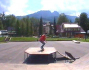GOOD TIMES 2003 Zakopane skateboarding