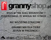 Granny Shop na mikołaja :)