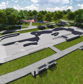 Grodzisk Mazowiecki Skatepark
