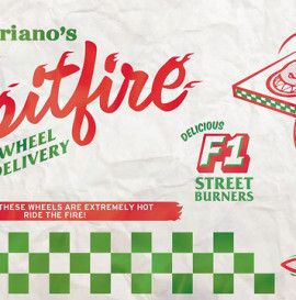Guy Mariano's Spitfire Wheel Delivery Service