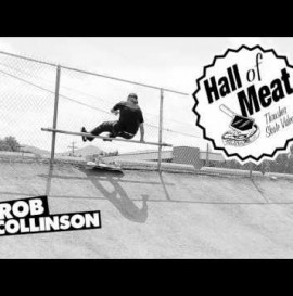 Hall Of Meat: Rob Collinson