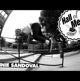 Hall of Meat: Ronnie Sandoval