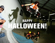 Halloween In The TransWorld Park