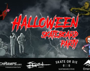 † Halloween † Skateboard Party †