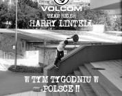 Harry Lintell w Polsce.