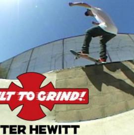 Hewitt Frontside Attack video