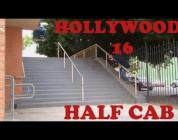 HOLLYWOOD HIGH 16 NBD - HALF CAB