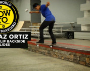 How To: Kickflip Backside Tailslide With Chaz Ortiz
