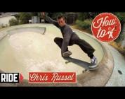 How-To Skateboarding: Crailslide Revert with Chris Russell