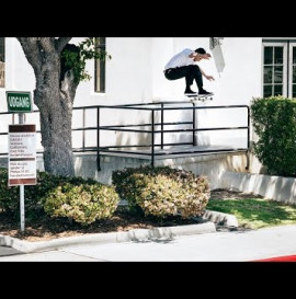 "HUF's ""Tour de Stoops Video"