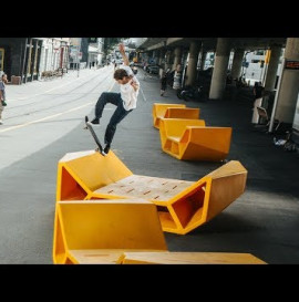 HUF x Spitfire Europe Tour Video