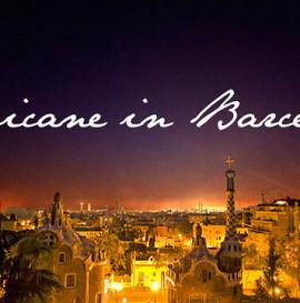 Hurricane in Barcelona