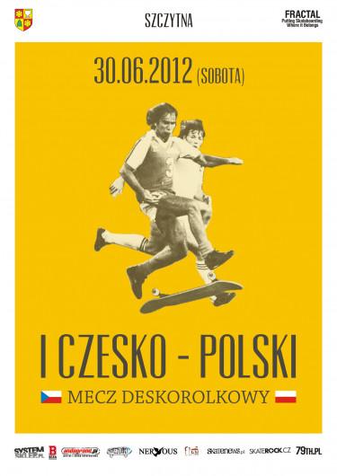 I Czesko-Polski mecz deskorolkowy
