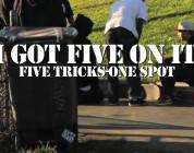 I Got Five On It - Lee Yankou...