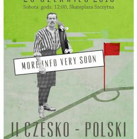 II Czesko-Polski mecz deskorolkowy