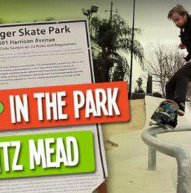 In The Park: Fritz Mead