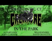 In The Park: Gravette, Parts, Willis Kimbel, and John Gardner