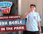 In The Park With Elijah Berle