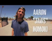 "In The Parks With Neff | Aaron ""Jaws"" Homoki"
