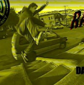 Indepdent Truck Raw Ams: Dave Abair