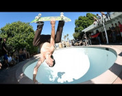 "Independent's ""Dolphin Pool"" Video"