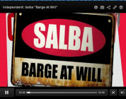 "Independent: Salba ""Barge At Will&quot"