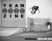 Independent Team Zine