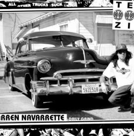 Indy Team Zine Darren Navarrette