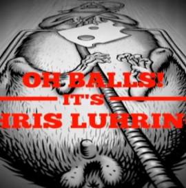 It's Chris Luring !!!