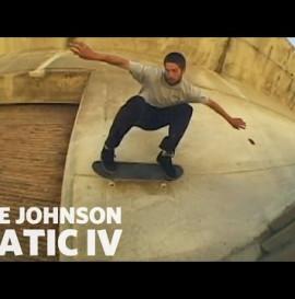 "Jake Johnson's ""Static IV"" Part"