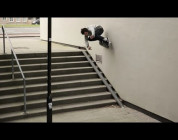 "Jarne Verbruggen's ""Never Skatebored"" Part"
