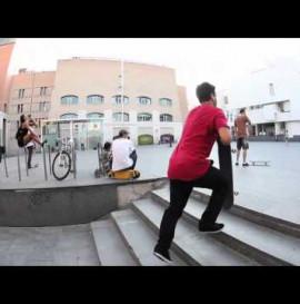 Jart Skateboards - Roger Silva at Macba