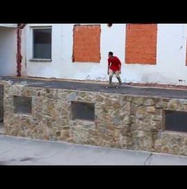 Jasiek Zborowski - Welcome to BonBon skateboards