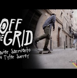 Javier Sarmiento & Tyler Surrey - Off The Grid