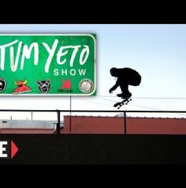 Jaws, Corey Duffel, Nick Merlino more - Tum Yeto Thanksgiving Tour