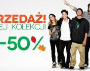 Jesienna Wyprzedaż w Supersklep.pl do -50%
