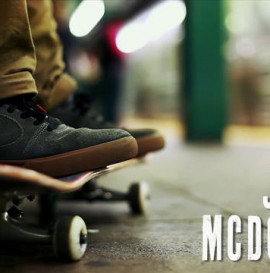 Jimmy McDonald éS x 5boro shoe video