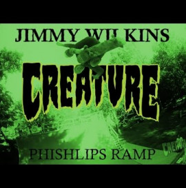 Jimmy Wilkins at Phishlips Ramp