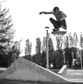 Johnny kickflip