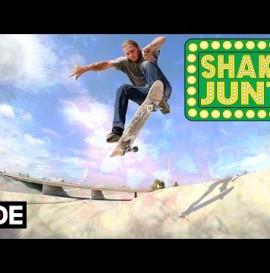 Jon Dickson Ride Or Die - Shake Junt