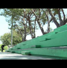 Jordan Maxham BS Smith Back 180 in today's Daily Dose 006