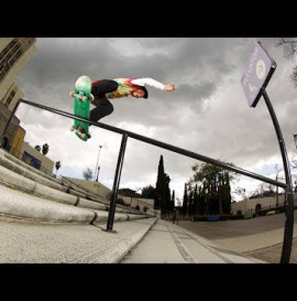 "Jordan Maxham's ""Lil' Monsters"" Part"
