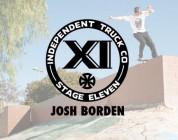 Josh Borden Stage 11