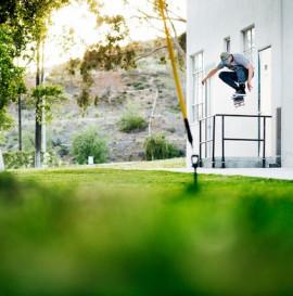 Josh Matthews Skates For Habitat!