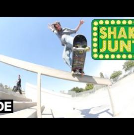 """Justin """"Figgy"""" Figueroa Ride or Die - Shake Junt"""