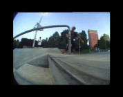 Kechaud Johnson Gdynia skatepark sesh